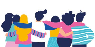 sociale verbinding in De Zingids
